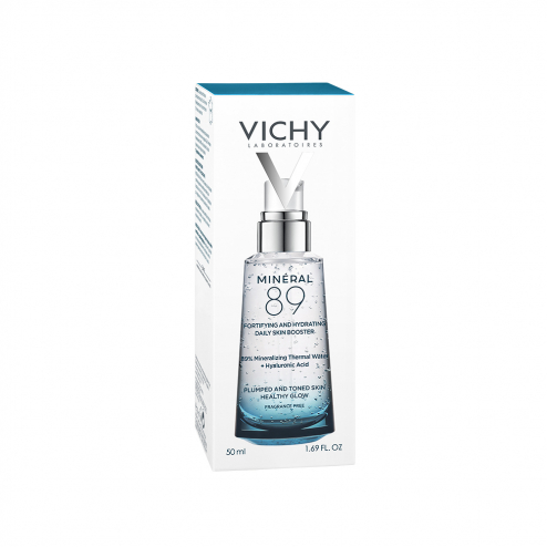 SERUM VISAGE REPULPANT A L'ACIDE HYALURONIQUE 50ML MINERAL 89 VICHY