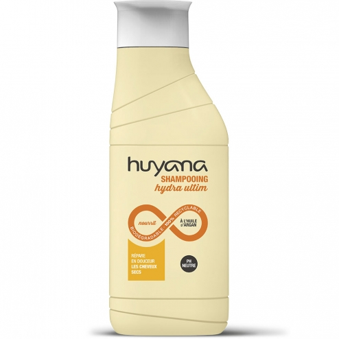 huyana shampooing hydra ultim pour cheveux secs a l 39 huile d 39 argan 250ml. Black Bedroom Furniture Sets. Home Design Ideas