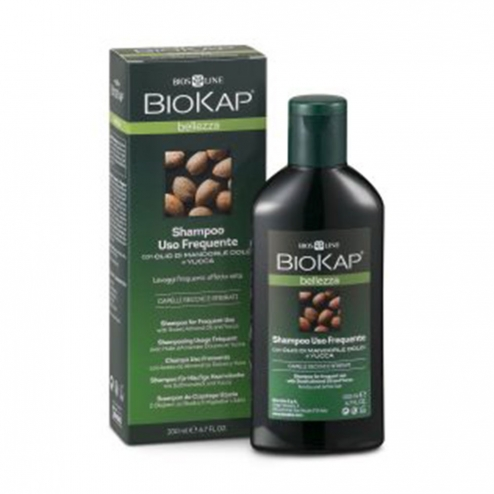 SHAMPOOING USAGE FREQUENT 200ML BEAUTE BIOKAP