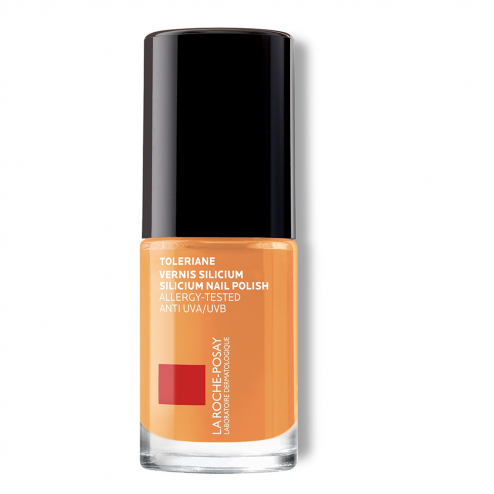 Silicium Vernis A Ongles Fortifiant Protecteur 6ml La Roche-Posay- ABRICOT