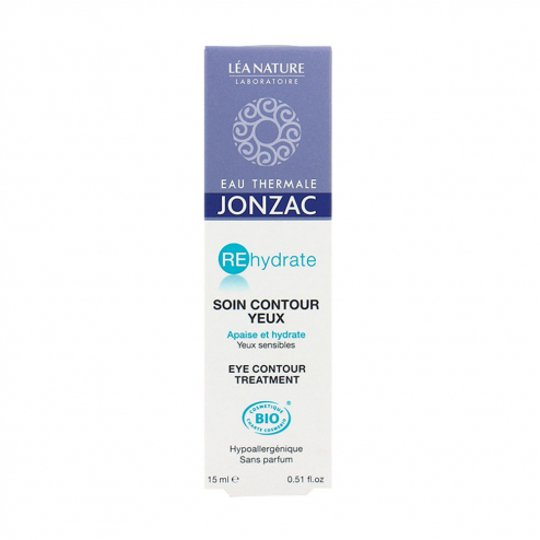 SOIN CONTOUR DES YEUX 15ML REHYDRATE JONZAC