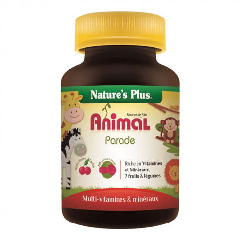Source De Vie Animal 60 Comprimes Nature'S Plus