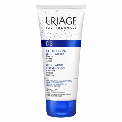 URIAGE DS GEL NETTOYANT REGULATEUR 150ML