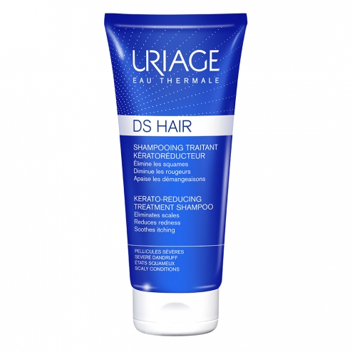 URIAGE DS HAIR SHAMPOOING TRAITANT KERATOREDUCTEUR 150ML