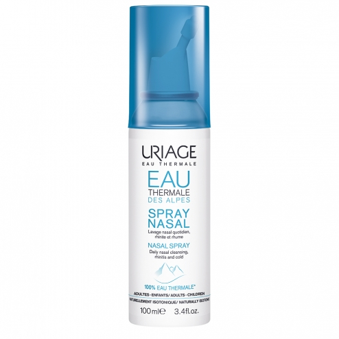 URIAGE SPRAY NASAL ISOTONIQUE A L'EAU THERMALE 100ML