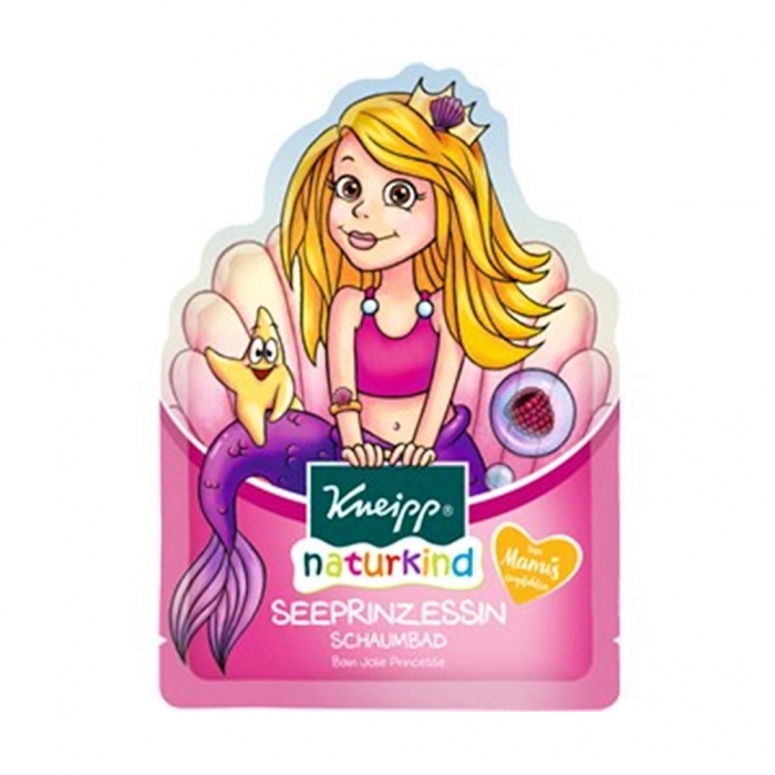 BAIN MOUSSANT 40ML NATURE KIDS KNEIPP-JOLIE PRINCESSE