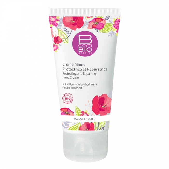 BCOMBIO ORGANIC CREME MAINS/ONGLES PROTECTRICE REPARATRICE 50ML