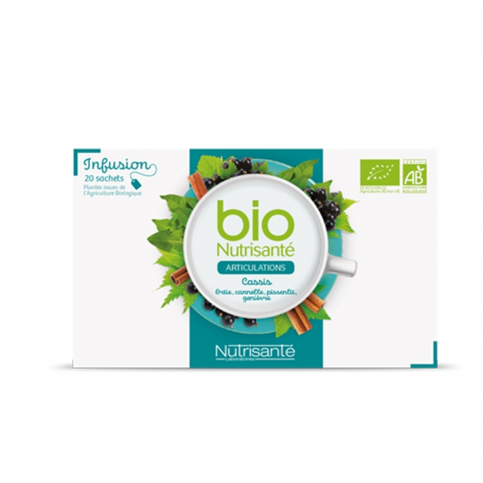 BIO NUTRISANTE INFUSION ARTICULATIONS 20 SACHETS