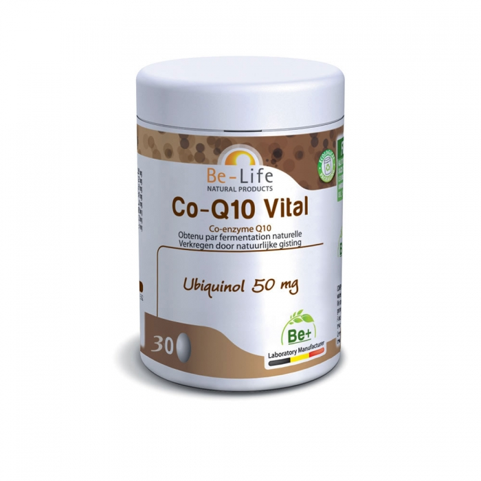 BIOLIFE BE LIFE CO-Q10 VITAL 30 GELULES
