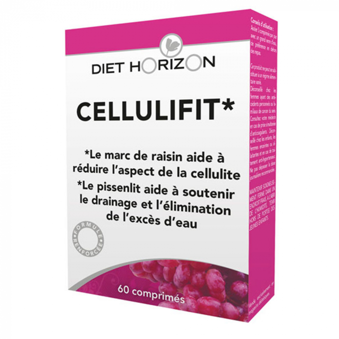CELLULIFIT 60 COMPRIMES DIET HORIZON
