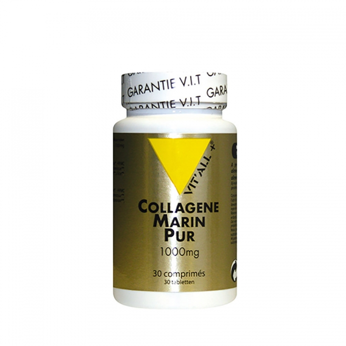 VIT'ALL+ COLLAGENE MARIN PUR 30 COMPRIMES