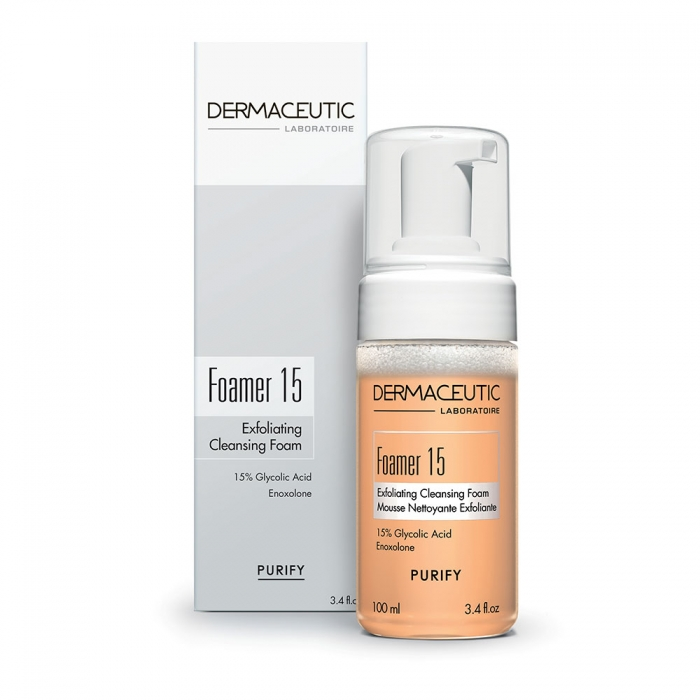 DERMACEUTIC FOAMER 15 MOUSSE EXFOLIANTE 100ML