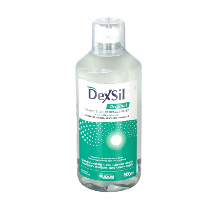 DEXSIL SILICIUM ORGANIQUE SOLUTION BUVABLE 500ML