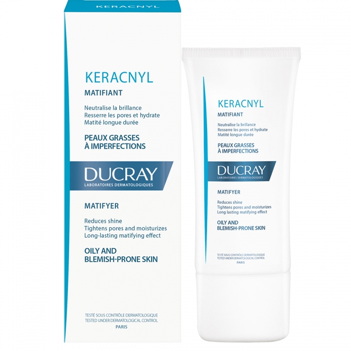 DUCRAY KERACNYL MATIFIANT PEAUX GRASSES A IMPERFECTIONS 30ML