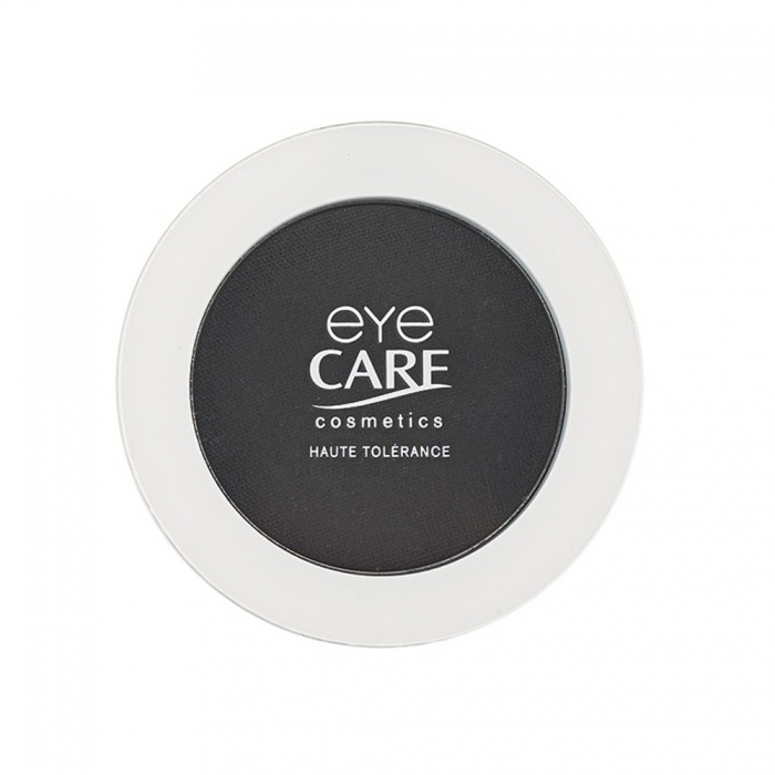 EYE CARE COSMETICS FARD A PAUPIERES HAUTE TOLERANCE-BLACK