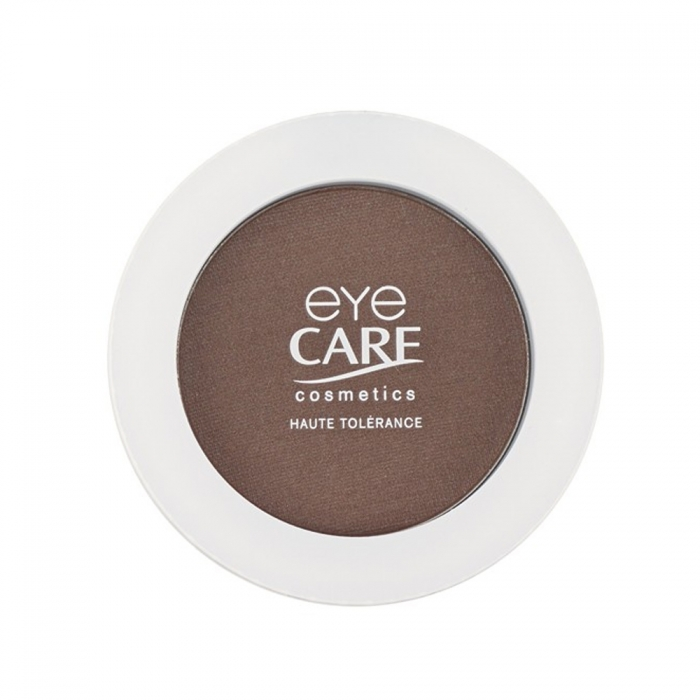 EYE CARE COSMETICS FARD A PAUPIERES HAUTE TOLERANCE-MARRON GLACE