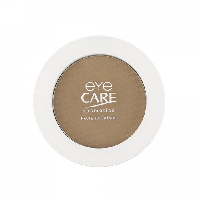 EYE CARE COSMETICS FARD A PAUPIERES HAUTE TOLERANCE-NOISETTE