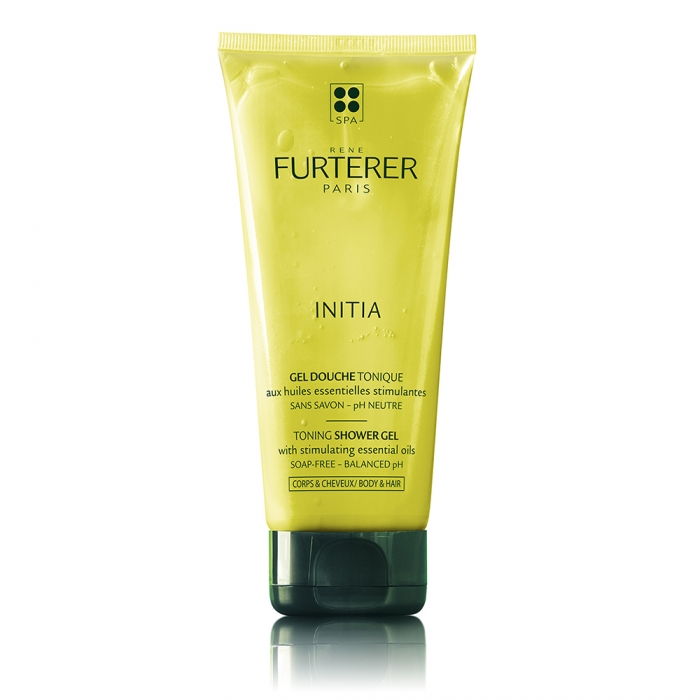 RENE FURTERER INITIA GEL DOUCHE TONIQUE CHEVEUX & CORPS 200ML