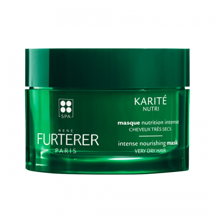 RENE FURTERER KARITE NUTRI MASQUE NUTRITION INTENSE CHEVEUX TRES SECS 200ML