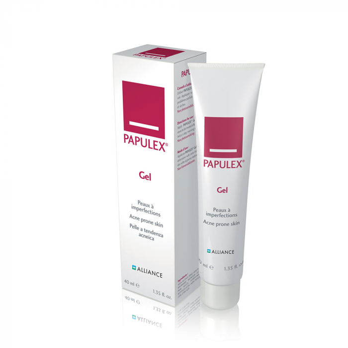 Gel 40ml Papulex Peaux A Imperfections Alliance