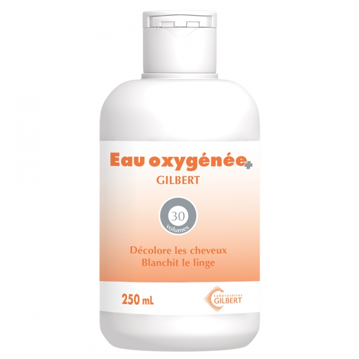 GILBERT EAU OXYGENEE 30 VOLUMES 250 ML