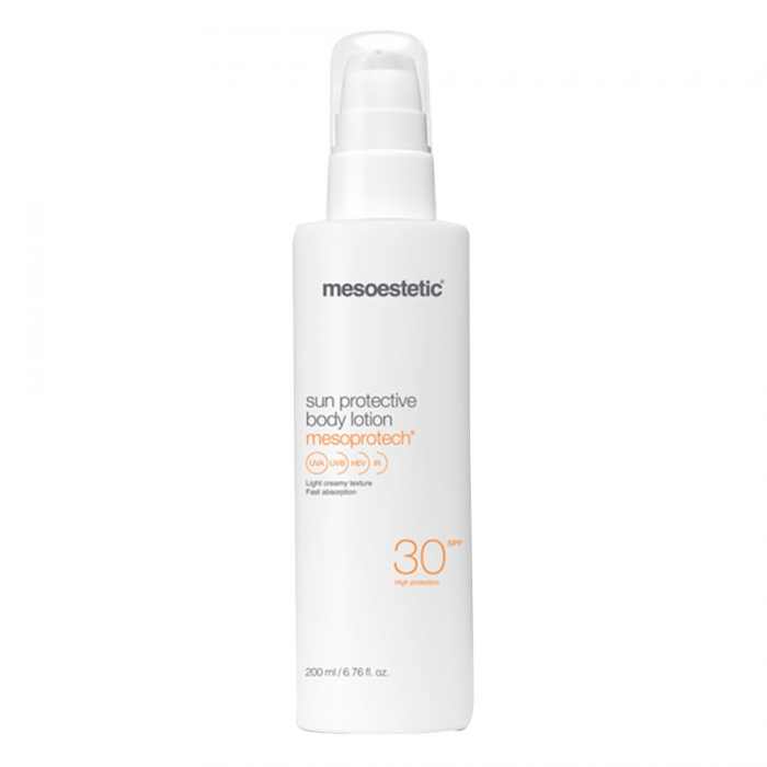 MESOESTETIC MESOPROTECH SUN PROTECTIVE BODY LOTION SPF30 200ML