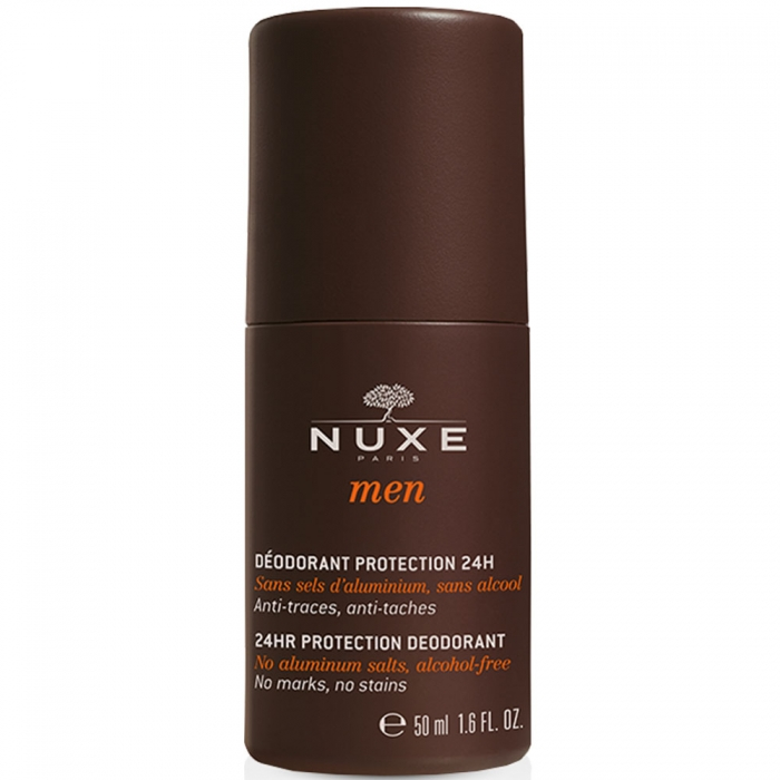 NUXE MEN DEODORANT PROTECTION 24H ROLL-ON 50ML