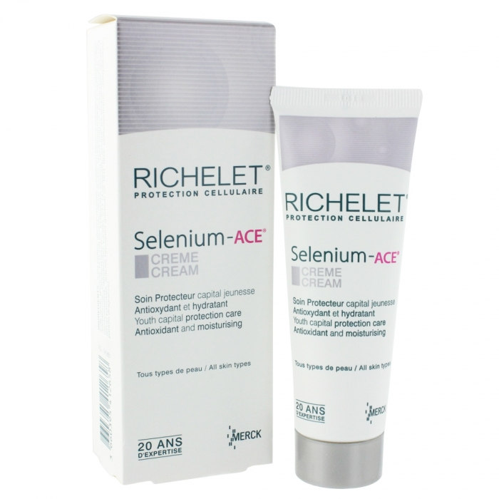 RICHELET SELENIUM ACE CREME 50ML