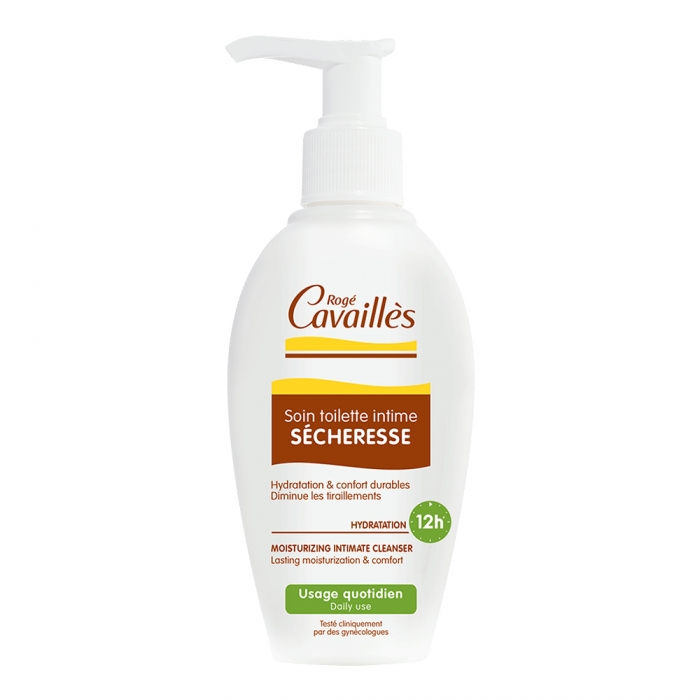ROGE CAVAILLES SOIN INTIME SPECIAL SECHERESSE  200ML