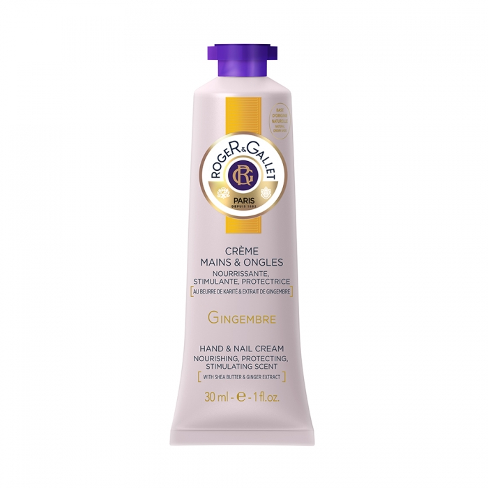ROGER & GALLET CREME MAINS GINGEMBRE 30ML