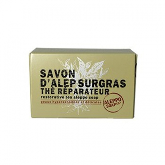 SAVON D'ALEP SURGRAS THE REPARATEUR 150G ALEPPO SOAP