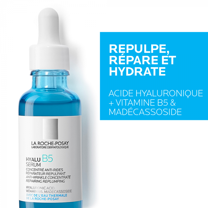 SERUM VISAGE ANTI RIDES 30ML HYALU B5 ACIDE HYALURONIQUE LA ROCHE-POSAY