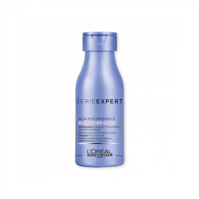 SHAMPOOING GLOSS 100ML BLONDIFIER L'OREAL PROFESSIONNEL