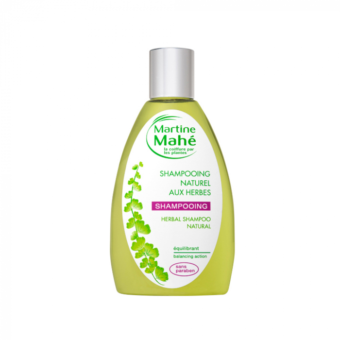 Shampooing Naturel Aux Herbes 200ml Martine Mahe