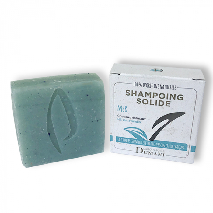 Shampoings Solides Bio 90g Dumani- Me
