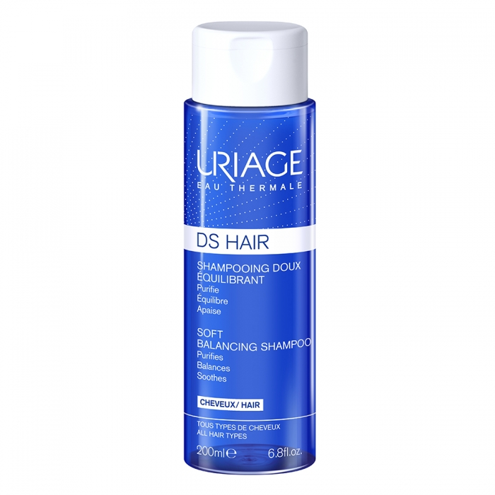 URIAGE DS HAIR SHAMPOOING DOUX 200ML