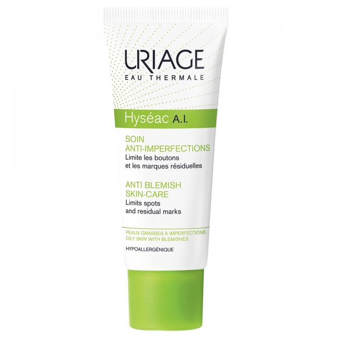 URIAGE HYSEAC AI SOIN ANTI-IMPERFECTIONS PEAUX GRASSES 40ML