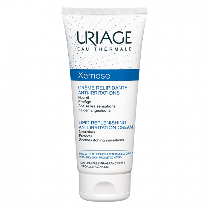URIAGE XEMOSE CREME RELIPIDANTE ANTI-IRRITATIONS 200ML