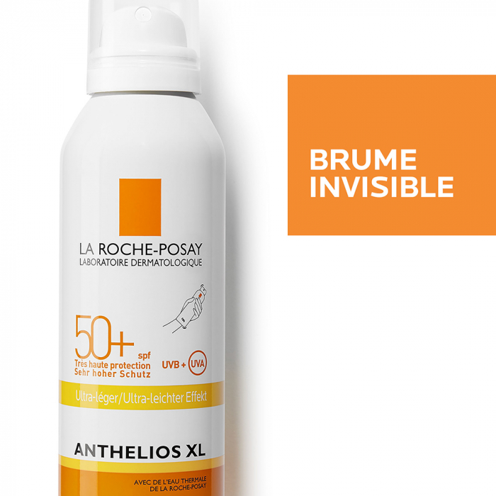 BRUME SOLAIRE SPF50+ CORPS 200ML ANTHELIOS XL La Roche-Posay