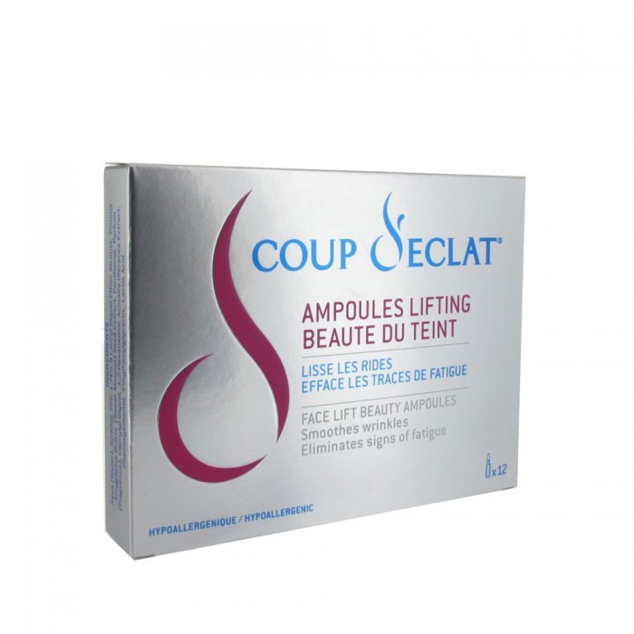 coup d 39 eclat ampoules lifting 12x1ml asepta easyparapharmacie. Black Bedroom Furniture Sets. Home Design Ideas