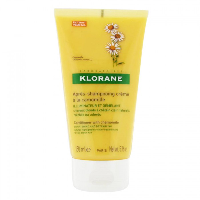 klorane creme illuminatrice apres shampooing a la camomille 150 ml klorane easyparapharmacie. Black Bedroom Furniture Sets. Home Design Ideas