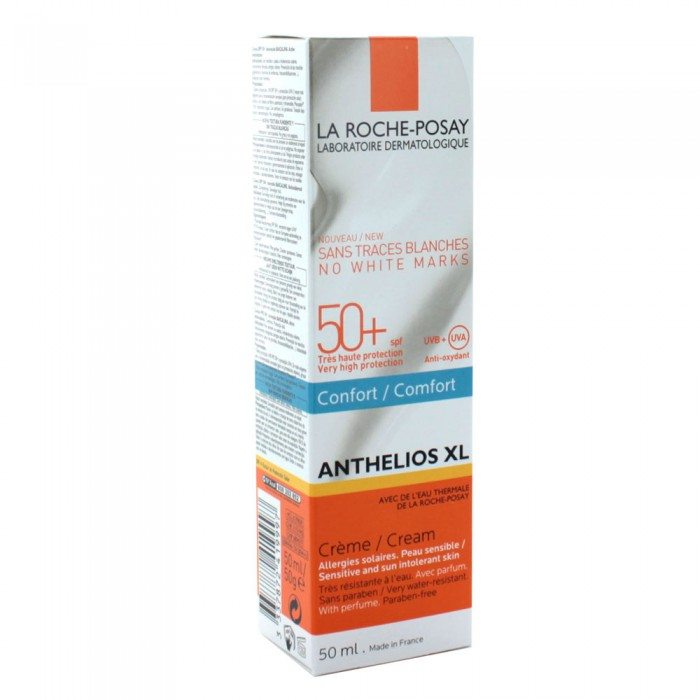 la roche posay anthelios 50 creme parfume 50 ml easyparapharmacie. Black Bedroom Furniture Sets. Home Design Ideas