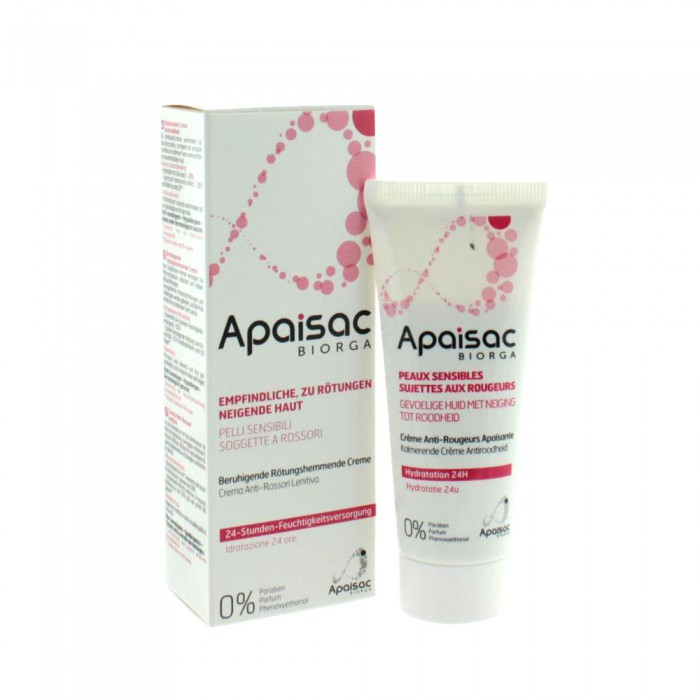 apaisac creme anti rougeurs apaisante 40ml easyparapharmacie. Black Bedroom Furniture Sets. Home Design Ideas