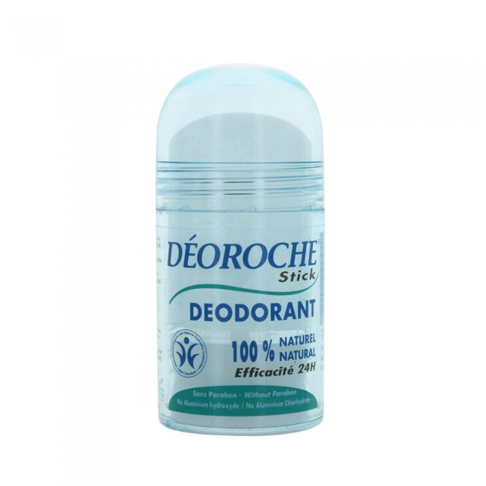 Deoroche stick deodorant 100 naturel efficace 24h 120g easyparapharmacie - Absorbeur d humidite naturel efficace ...