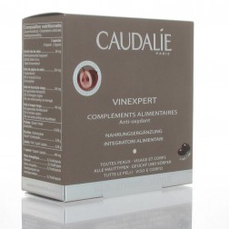 CAUDALIE VINEXPERT COMPLEMENTS ALIMENTAIRES 30CAPSULES