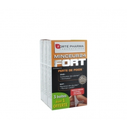 FORTE PHARMA MINCEUR 24 FORT 3X28 COMPRIMES