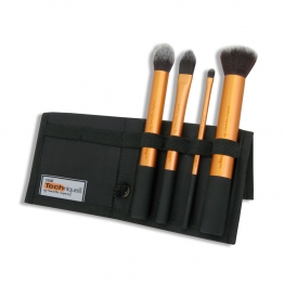 REAL TECHNIQUES CORE COLLECTION KIT DE 4 PINCEAUX TEINT