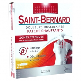 SAINT BERNARD PATCH ETENDU