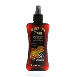 HAWAIIAN TROPIC SPRAY DE BRONZAGE DE PROTECTION 20SPF 200ML