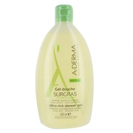 A-DERMA GEL DOUCHE SURGRAS 500ML